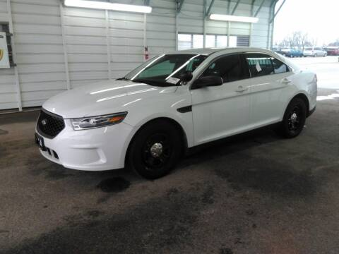 2017 Ford Taurus for sale at Government Fleet Sales in Kansas City MO