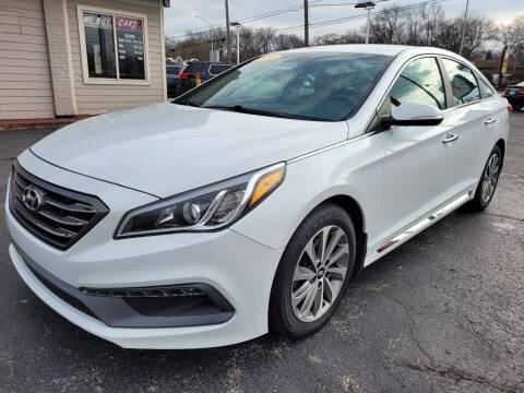 2016 Hyundai Sonata for sale at The Auto Store in Griffith IN