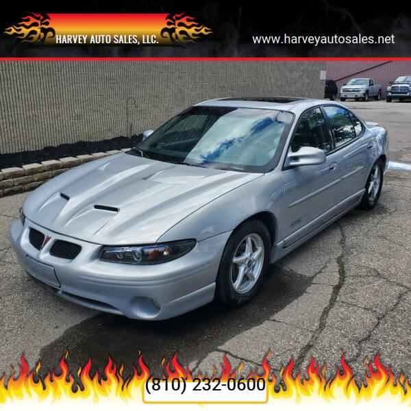 1999 Pontiac Grand Prix for sale at Harvey Auto Sales, LLC. in Flint MI