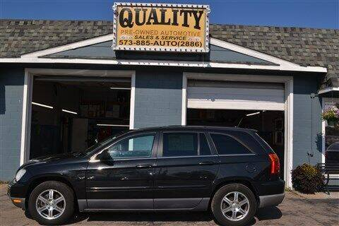2008 Chrysler Pacifica for sale at Quality Pre-Owned Automotive in Cuba MO