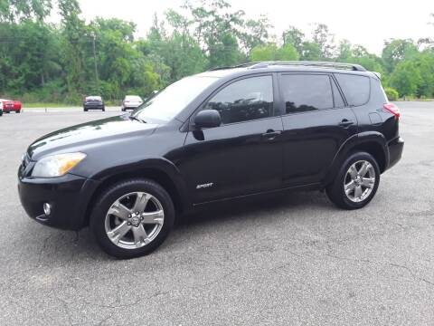 2010 Toyota RAV4 for sale at WALKER MOTORS LLC in Hattiesburg MS