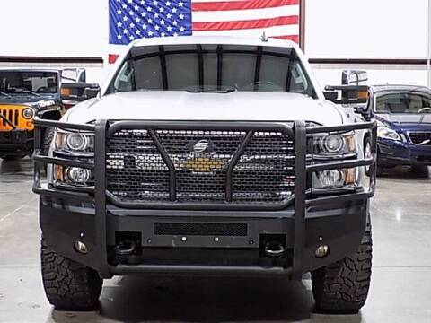 2016 Chevrolet Silverado 2500HD for sale at Texas Motor Sport in Houston TX