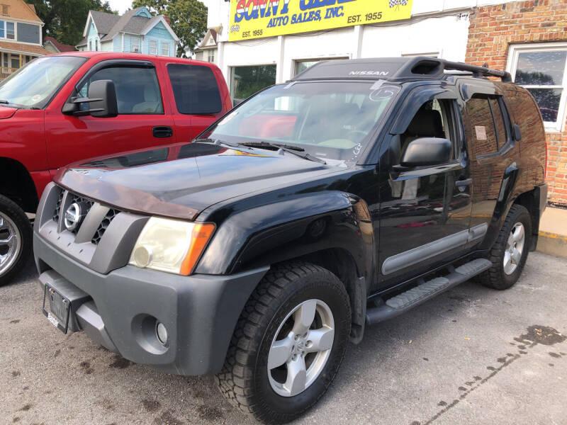 2005 Nissan Xterra for sale at Sonny Gerber Auto Sales in Omaha NE
