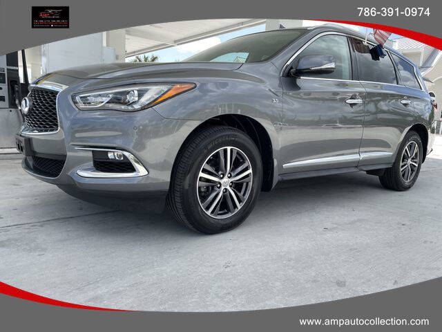 2018 Infiniti QX60 for sale at Amp Auto Collection in Fort Lauderdale FL