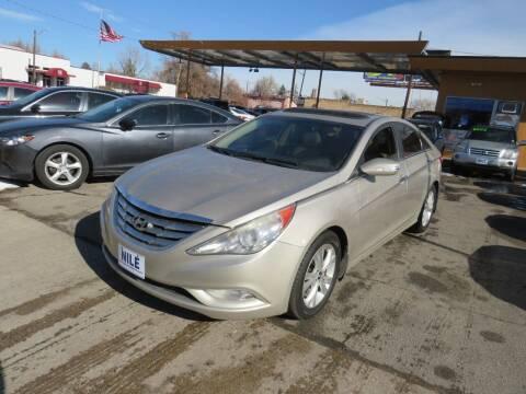2011 Hyundai Sonata for sale at Nile Auto Sales in Denver CO