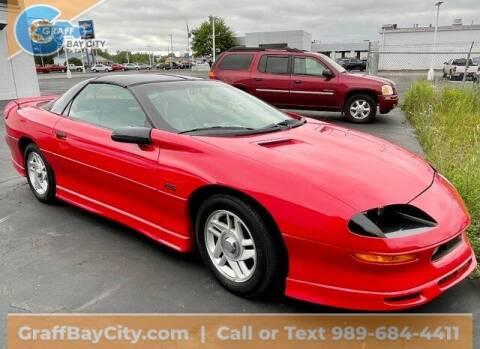 1996 Chevrolet Camaro for sale at GRAFF CHEVROLET BAY CITY in Bay City MI