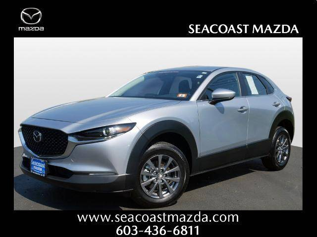 2020 Mazda CX-30 for sale at The Yes Guys in Portsmouth NH