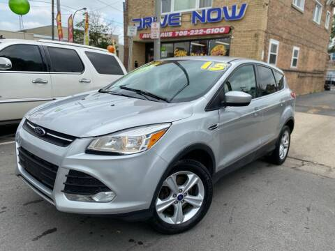 2015 Ford Escape for sale at Drive Now Autohaus in Cicero IL