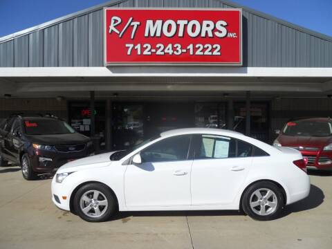 2014 Chevrolet Cruze for sale at RT Motors Inc in Atlantic IA