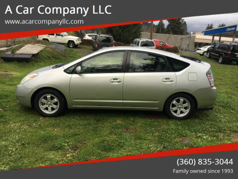 2004 Toyota Prius for sale at A Car Company LLC in Washougal WA
