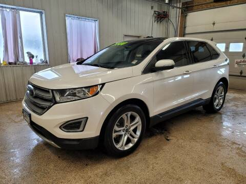 2017 Ford Edge for sale at Sand's Auto Sales in Cambridge MN