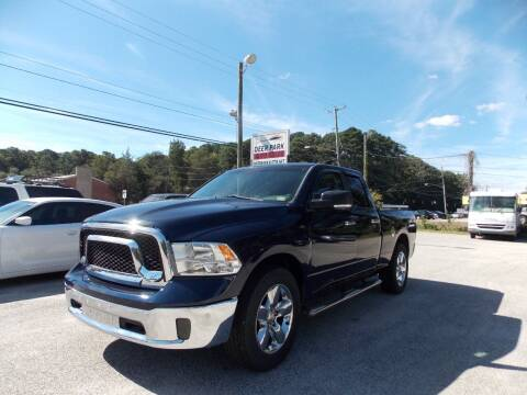 2014 RAM Ram Pickup 1500 for sale at Deer Park Auto Sales Corp in Newport News VA