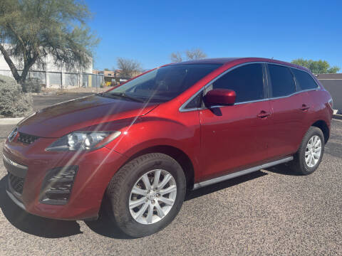 2011 Mazda CX-7 for sale at Tucson Auto Sales in Tucson AZ