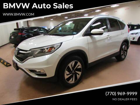 2016 Honda CR-V for sale at BMVW Auto Sales in Union City GA