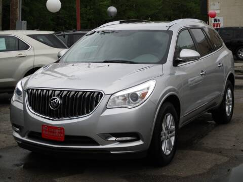 2014 Buick Enclave for sale at Bill Leggett Automotive, Inc. in Columbus OH