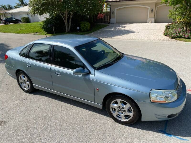 2005 Saturn L300 for sale at Exceed Auto Brokers in Lighthouse Point FL