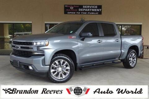2020 Chevrolet Silverado 1500 for sale at Brandon Reeves Auto World in Monroe NC