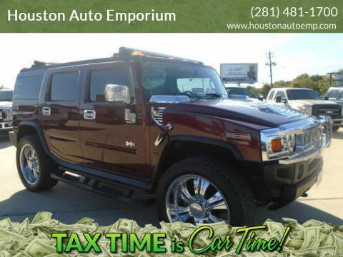 2006 HUMMER H2 for sale at Houston Auto Emporium in Houston TX