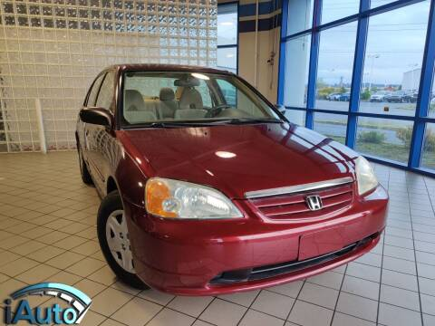 2003 Honda Civic for sale at iAuto in Cincinnati OH
