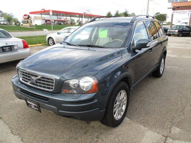 2008 Volvo XC90 for sale at King's Kars in Marion IA