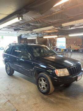 2000 Jeep Grand Cherokee for sale at Lavictoire Auto Sales in West Rutland VT