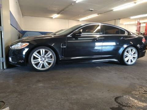 2010 Jaguar XF for sale at The Auto Center in Las Vegas NV