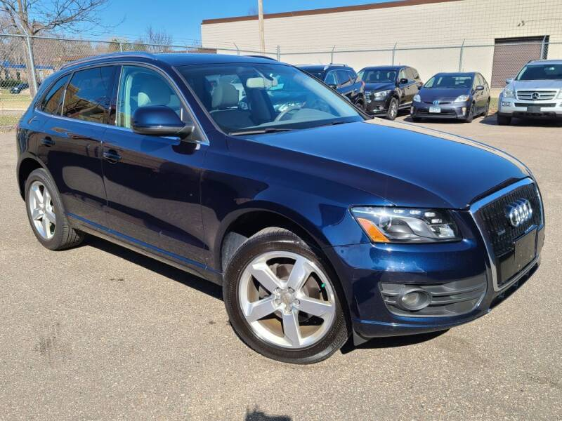 2010 Audi Q5 for sale at Minnesota Auto Sales in Golden Valley MN