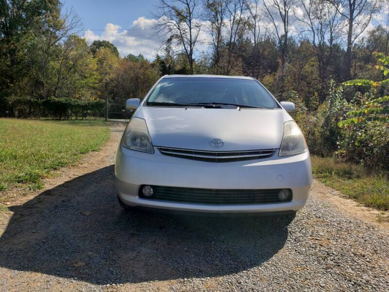 2007 Toyota Prius for sale at Richards's Auto Sales & Salvage in Denton NC