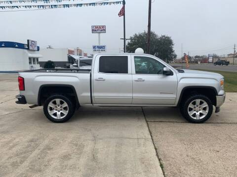 2015 GMC Sierra 1500 for sale at Max Quality Auto in Baton Rouge LA