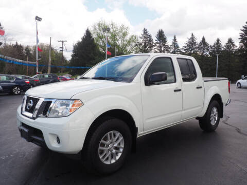 2014 Nissan Frontier for sale at Patriot Motors in Cortland OH