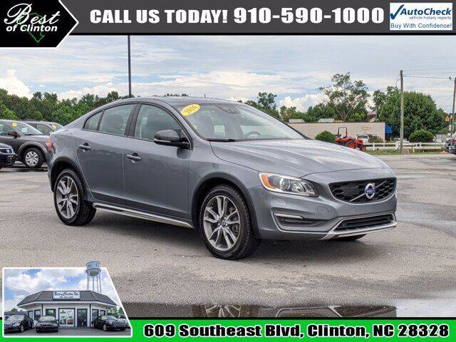 2016 Volvo S60 Cross Country for sale in Clinton, NC