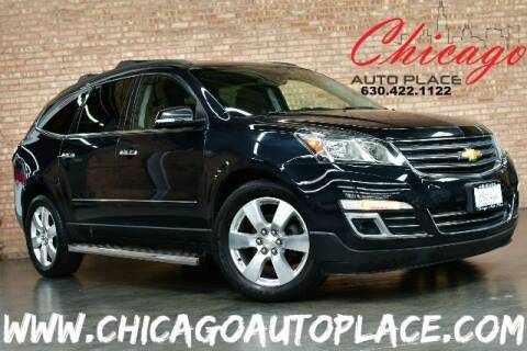 2013 Chevrolet Traverse for sale at Chicago Auto Place in Bensenville IL