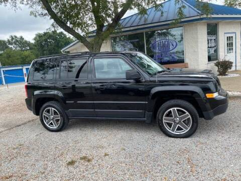 2017 Jeep Patriot for sale at Wallers Auto Sales LLC in Dover OH