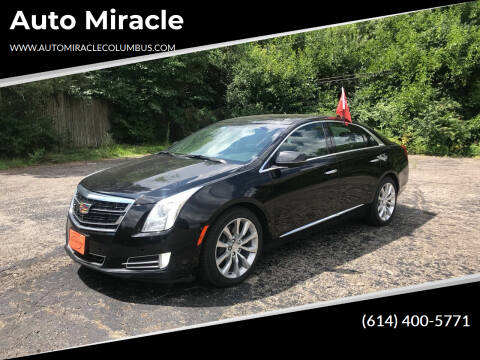 2017 Cadillac XTS for sale at Auto Miracle in Columbus OH