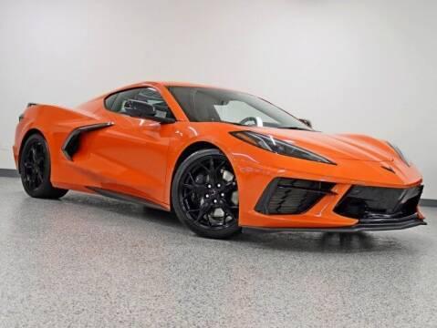 2020 Chevrolet Corvette for sale at PLATINUM MOTORSPORTS INC. in Hickory Hills IL