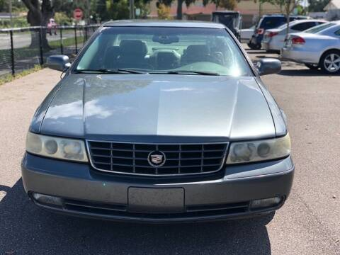 2003 Cadillac Seville for sale at Carlando in Lakeland FL