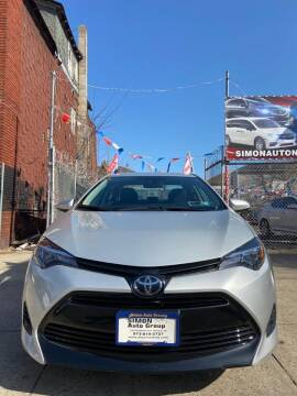 2019 Toyota Corolla for sale at Simon Auto Group in Newark NJ