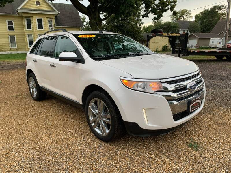 2011 Ford Edge for sale at BROTHERS AUTO SALES in Hampton IA
