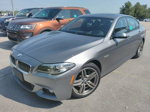 2016 BMW 5 Series for sale at Smart Chevrolet in Madison NC