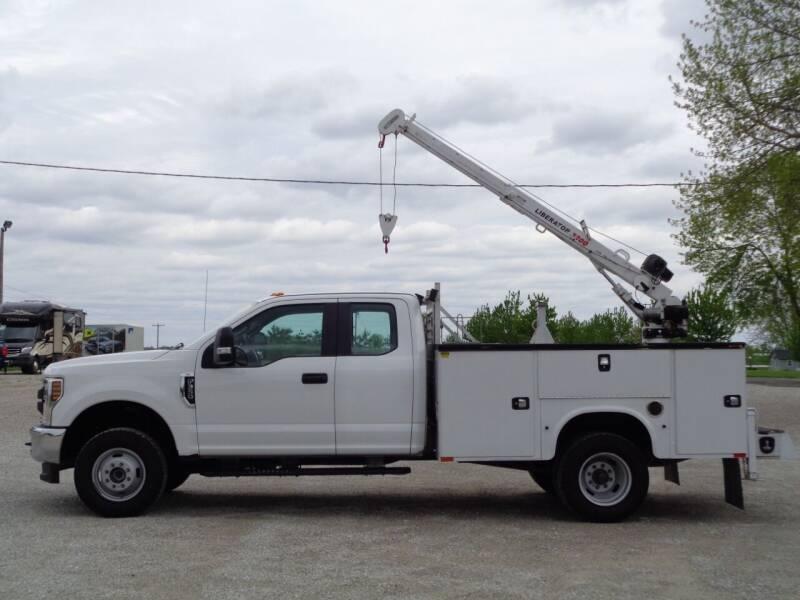 2018 Ford F-350 Super Duty for sale at Burkholder Truck Sales LLC (Edina) in Edina MO