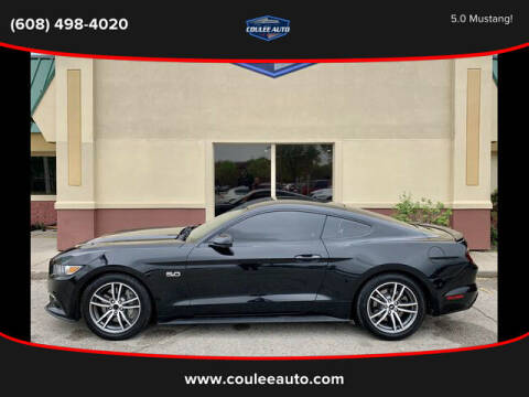 2016 Ford Mustang for sale at Coulee Auto in La Crosse WI