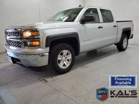2014 Chevrolet Silverado 1500 for sale at Kal's Kars - TRUCKS in Wadena MN