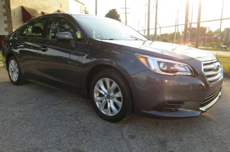 2017 Subaru Legacy for sale at VA MOTORCARS in Cleveland OH
