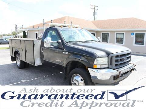 2004 Ford F-450 Super Duty for sale at Universal Auto Sales in Plant City FL