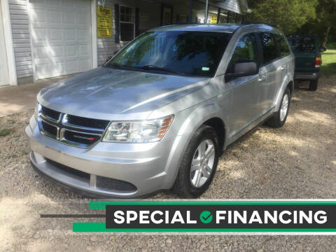 2012 Dodge Journey for sale at Budget Auto Sales in Bonne Terre MO