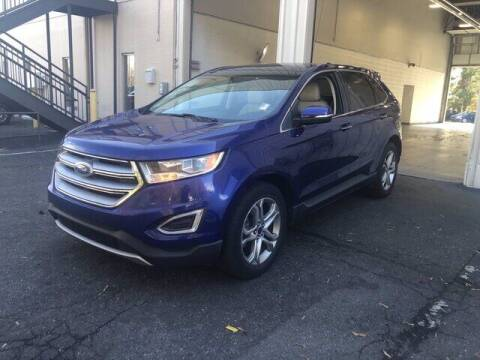 2015 Ford Edge for sale at Summit Credit Union Auto Buying Service in Winston Salem NC