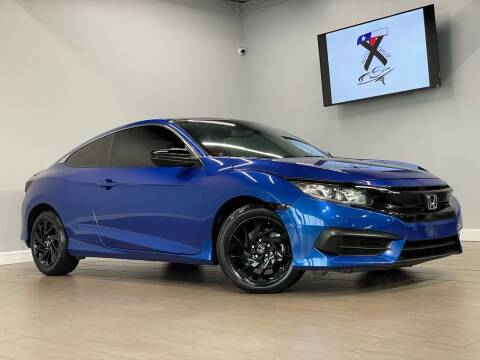 2018 Honda Civic for sale at TX Auto Group in Houston TX