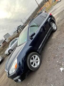 2014 Subaru Outback for sale at Keyser Autoland llc in Scranton PA