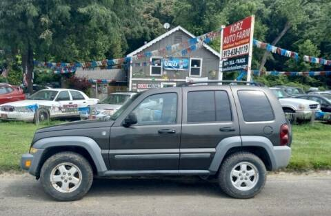 2005 Jeep Liberty for sale at Korz Auto Farm in Kansas City KS