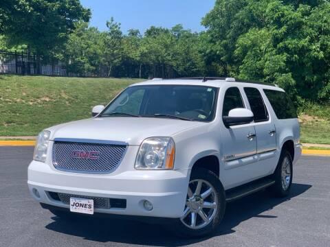 2008 GMC Yukon XL for sale at Diamond Automobile Exchange in Woodbridge VA